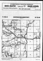 White Water T108N-R10W, Winona County 1990 Published By Farm and Home Publishers, LTD